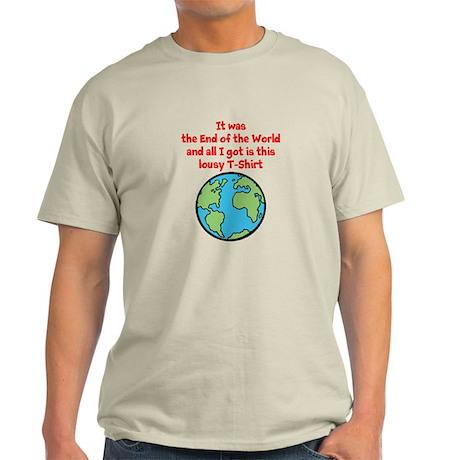 End of the World Light T-Shirt