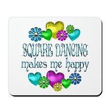 Square Dancing Mousepad
