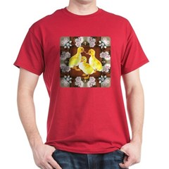 ducklings and Roses T-Shirt