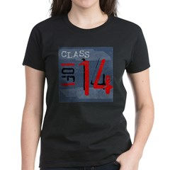 Class of 14 Grunge Tee