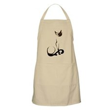 Sitting Siamese Kitty Apron