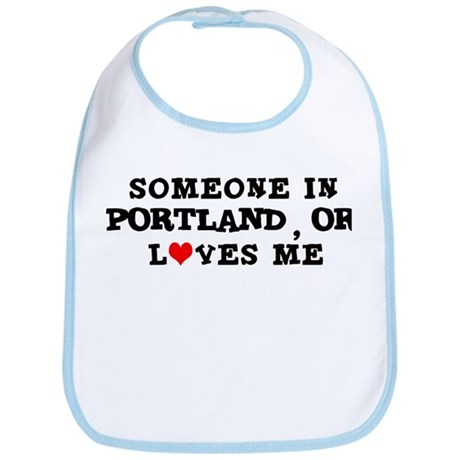 Someone in Portland Bib
