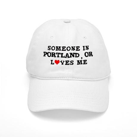 Someone in Portland Cap