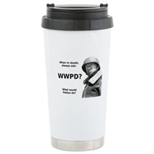 Patton Travel Coffee Mug