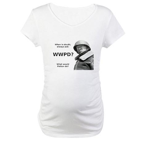 Patton Maternity T-Shirt