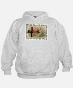 Musical Chickens Hoodie