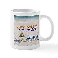 Take Me To The Beach Mug