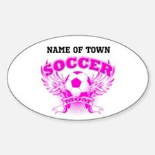 Personalize Soccer Mom Decal