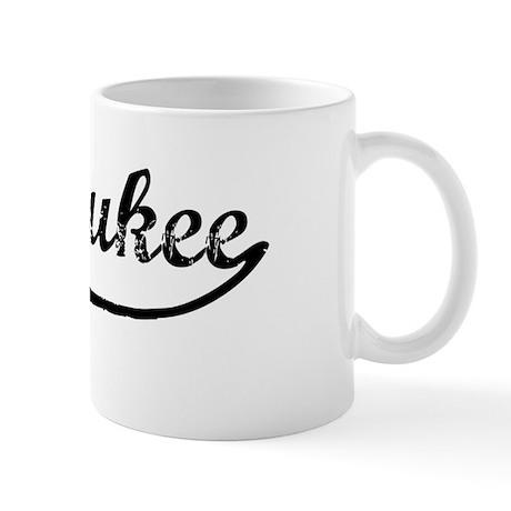 Vintage Milwaukee Mug