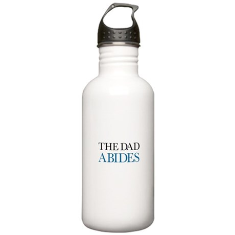 The Dad Abides Stainless Water Bottle 1.0L
