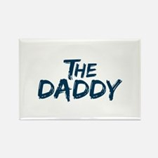 The Daddy Rectangle Magnet