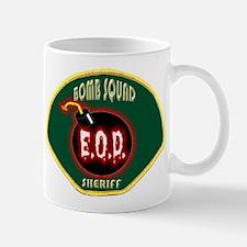 Sheriff Bomb Squad Mug