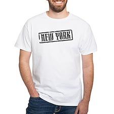 New York City Title Shirt