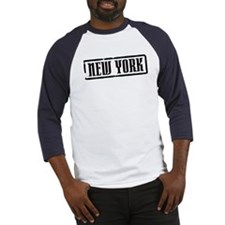 New York City Title Baseball Jersey