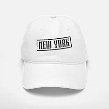 New York City Title Baseball Baseball Cap