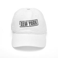 New York City Title Baseball Cap