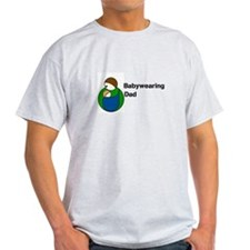 Babywearing Dad T-Shirt
