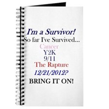 Cute Survivor 12 21 12 Journal