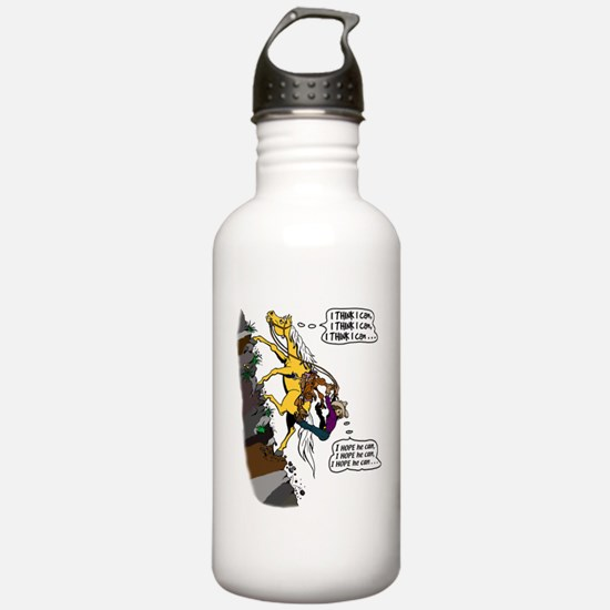 Uphill Horse - Gal Water Bottle