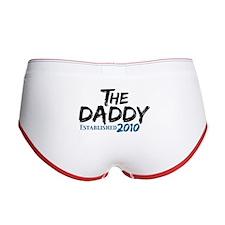 The Daddy Est 2010 Women's Boy Brief
