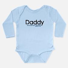 New Daddy Established 2010 Long Sleeve Infant Body