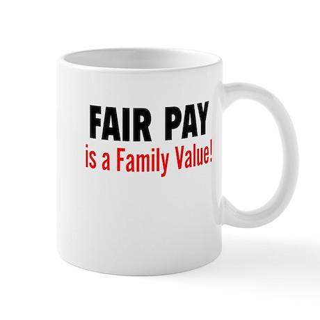 Fair Pay: Mug
