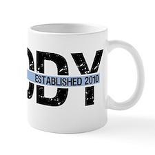 Daddy Established 2010 Mug