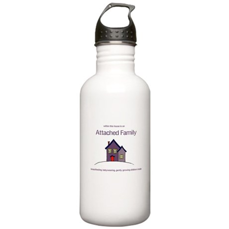 Attached Family Stainless Water Bottle 1.0L