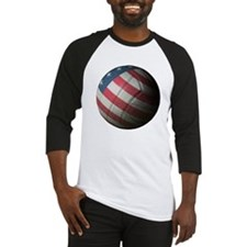 USA Volleyball Baseball Jersey