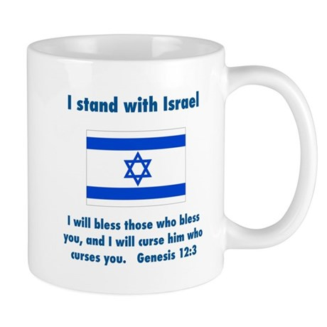 stand_w_israel Mugs