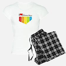 I <3 Attachment Pajamas