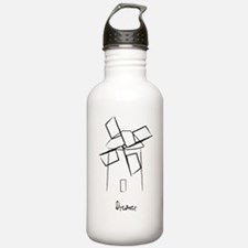 Dreamer Windmill Water Bottle