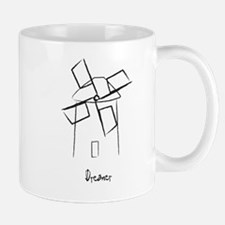 Dreamer Windmill Small Small Mug
