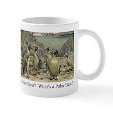 Polar Bear-Penguins Mug