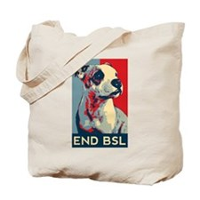 Cute Bsl Tote Bag