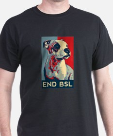 Violet End BSL image T-Shirt