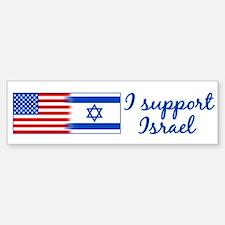 Support Israel Bumper Bumper Sticker