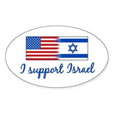 Support Israel Decal