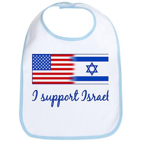 Support Israel Bib