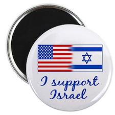 "Support Israel 2.25"" Magnet (10 pack)"