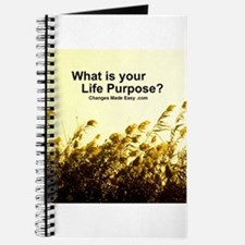 What is your Life Purpose? Journal