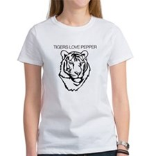 Tigers love pepper Tee