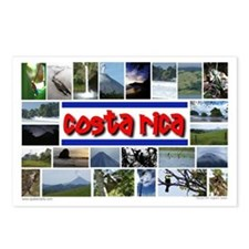 Cute Costa Postcards (Package of 8)