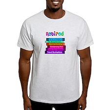 Retired Professionals T-Shirt