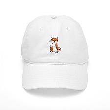 Lucky Shiba Baseball Cap