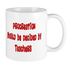 Retired Teacher Coffee Mug