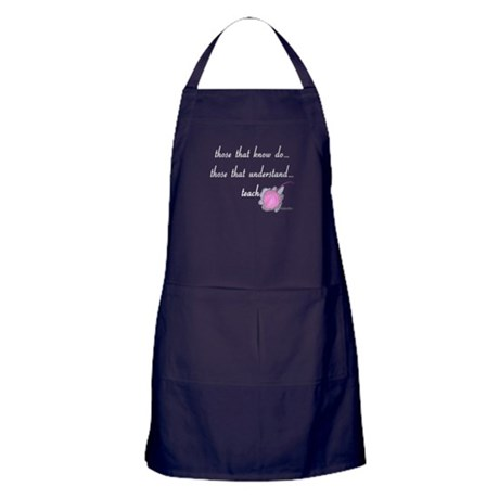 Teachers Apron (dark)