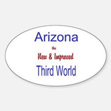 Arizona 3rd World Decal