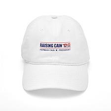Herman Cain Baseball Cap