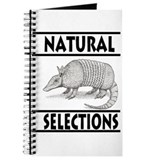 Armadillo journal Journals & Spiral Notebooks
